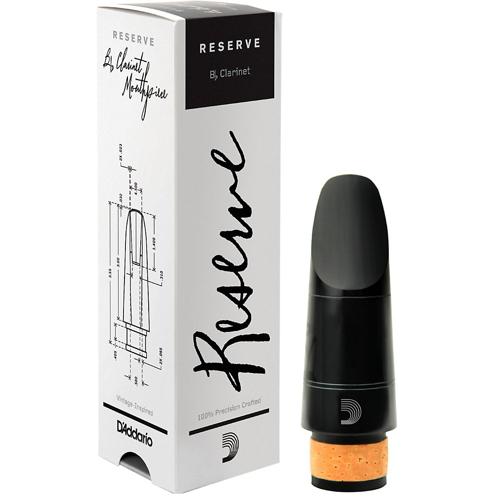 Reserve X10 Bb Clarinet Mouthpiece